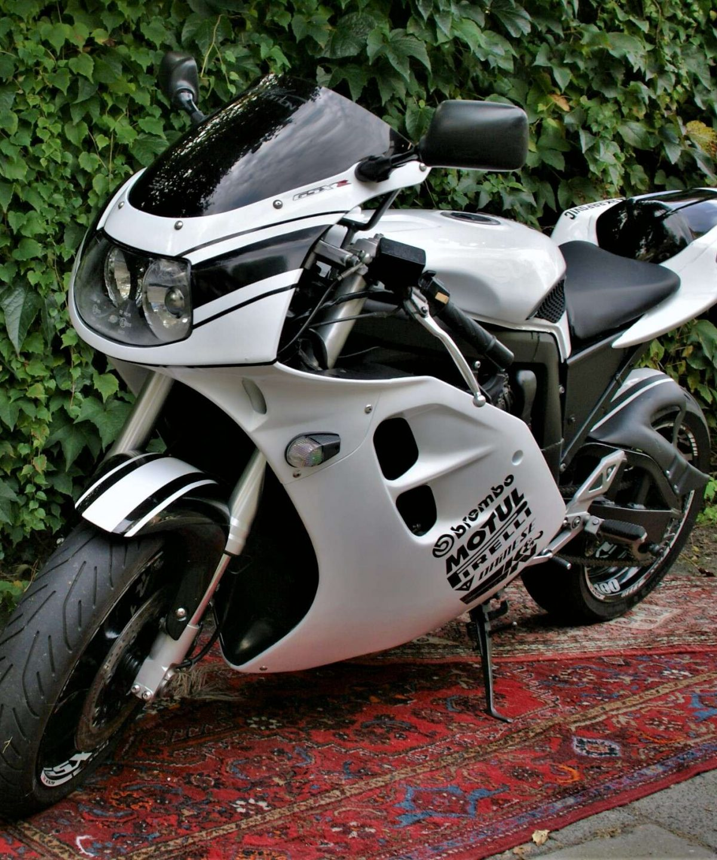 Suzuki GSX-R1100W tweedehands motor
