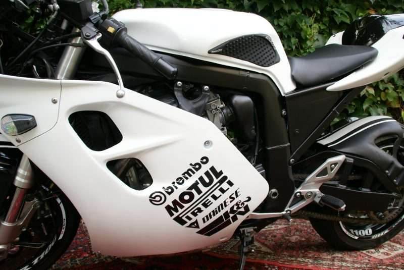 Suzuki GSX-R1100W