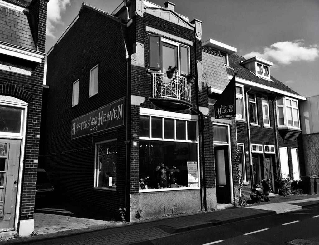 Motorzaak tilburg hipsters heaven locatie